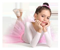 Девочка танцор